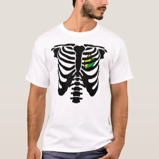 JDM heart and ribs T-Shirt