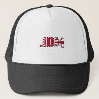 JDM - Japanese sun Trucker Hat