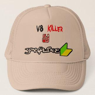 JDM over V8 Trucker Hat