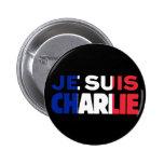 Je Suis Charlie -I am Charlie- Tri-Colour of