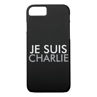 JE SUIS CHARLIE iPhone 7 CASE