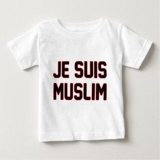 Je Suis Muslim Baby T-Shirt