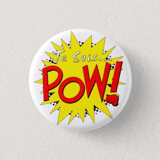 Je suis POW Badge