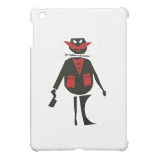 Je t'aime a la folie case for the iPad mini