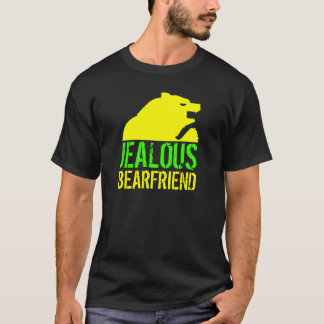 Jealous Bearfriend Yellow Bear T-Shirt