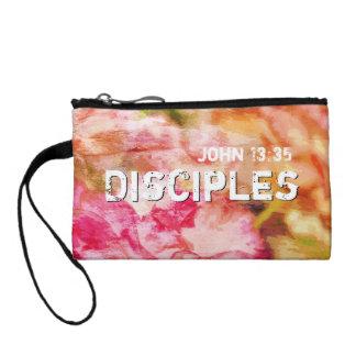 Jean 13-35 Disciples Coin Purse