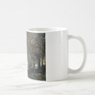 Jean-Baptiste-Camille Corot - River View Coffee Mug