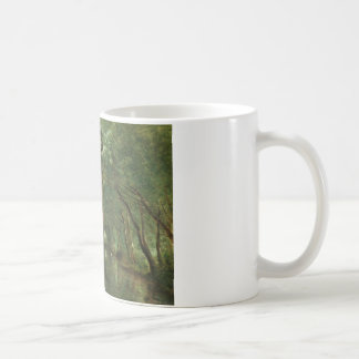 Jean-Baptiste-Camille Corot - The Eel Gatherers Coffee Mug