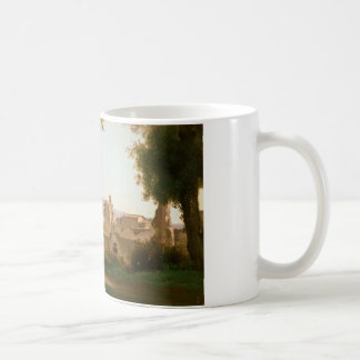 Jean-Baptiste-Camille Corot -View from the Farnese Coffee Mug