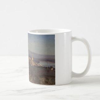 Jean-Baptiste-Camille Corot-Villeneuve-les-Avignon Coffee Mug