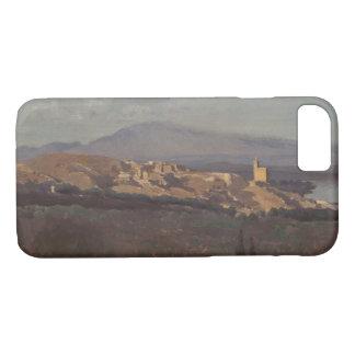 Jean-Baptiste-Camille Corot-Villeneuve-les-Avignon iPhone 8/7 Case