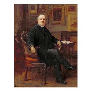 Jean-Baptiste Foucart  1894 Postcard