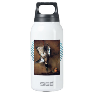 Jean Chardin:Green Neck Duck with a Seville Orange 0.3 Litre Insulated SIGG Thermos Water Bottle