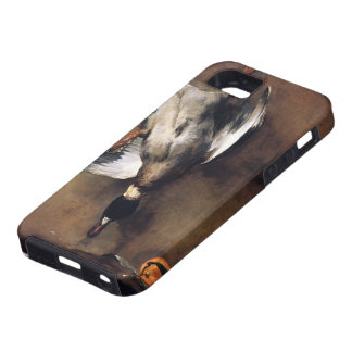 Jean Chardin:Green Neck Duck with a Seville Orange iPhone 5 Covers