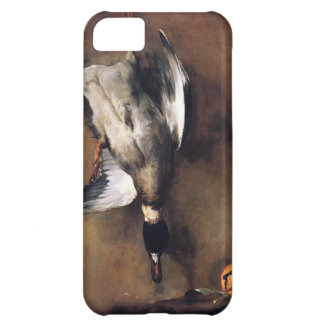Jean Chardin:Green Neck Duck with a Seville Orange iPhone 5C Cases