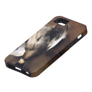 Jean Chardin:Green Neck Duck with a Seville Orange iPhone 5 Cases