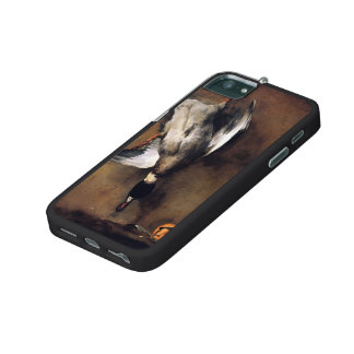 Jean Chardin:Green Neck Duck with a Seville Orange iPhone 5/5S Case
