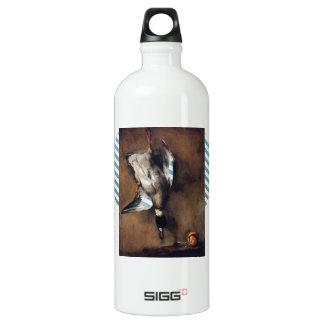 Jean Chardin:Green Neck Duck with a Seville Orange SIGG Traveller 1.0L Water Bottle