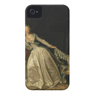 Jean-Honore Fragonard - The Stolen Kiss - Fine Art iPhone 4 Cases