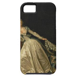 Jean-Honore Fragonard - The Stolen Kiss - Fine Art Tough iPhone 5 Case