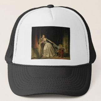 Jean-Honore Fragonard - The Stolen Kiss - Fine Art Trucker Hat