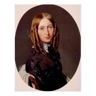 Jean Ingres- Portrait of Madame Frederic Reiset Postcard