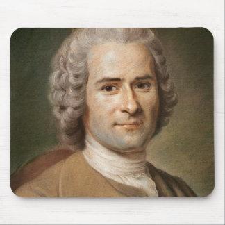 Jean-Jacques Rousseau  after 1753 Mouse Pad