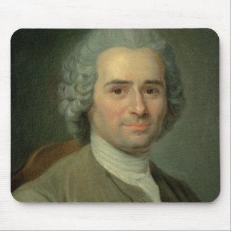 Jean-Jacques Rousseau Mouse Pad
