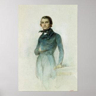 Jean Joseph Louis Blanc  1835 Poster