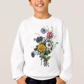 Jean Louis Prevost Bouquet of Flowers Sweatshirt