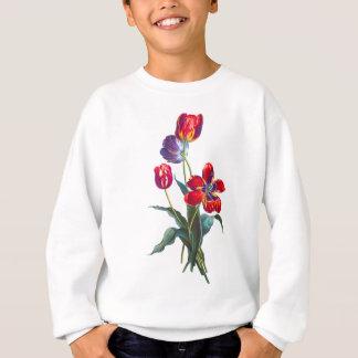 Jean Louis Prevost Tulip Bouquet Sweatshirt