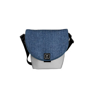Jean Mini (Only) Messenger Bag