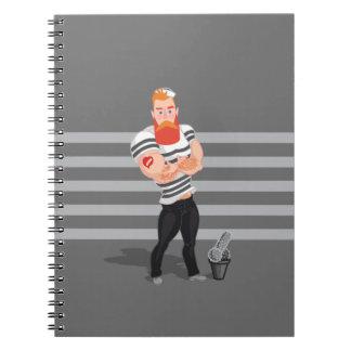 jean paul to gaultier notebook