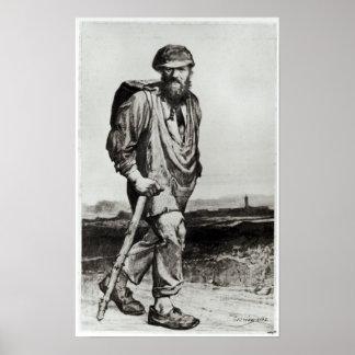 Jean Valjean Poster