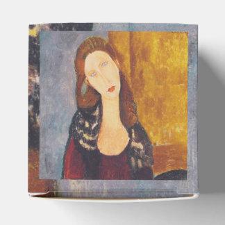 Jeanne Hebuterne portrait by Amedeo Modigliani Favour Box