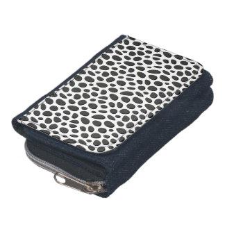 Jeans Leopard Wallet