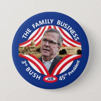 Jeb 45th President 7.5 Cm Round Badge