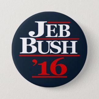 Jeb Bush 2016 Campaign Buttons
