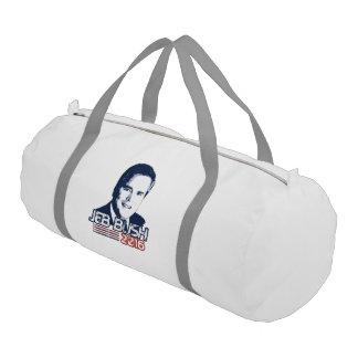 Jeb Bush 2016 Science Fiction Gym Duffel Bag