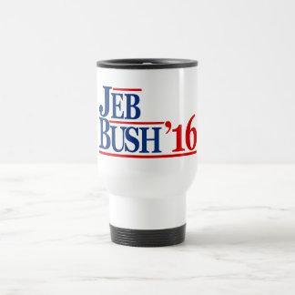 Jeb Bush 2016 Travel Mug