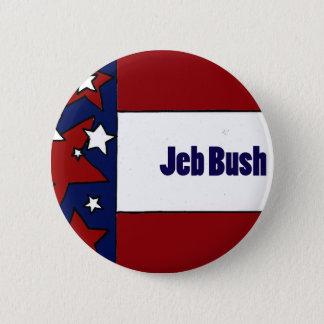 Jeb Bush Political Designs 6 Cm Round Badge