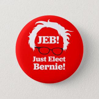 JEB: Just Elect Bernie (Sanders) 6 Cm Round Badge