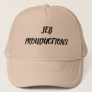 JEB PROUDUCTIONS HAT