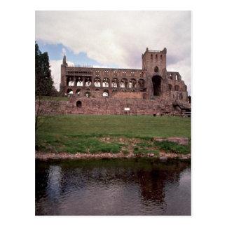 Jedburgh Abbey, Scotland Post Card