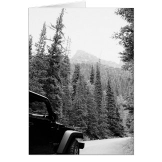 Jeep Mountain View Card