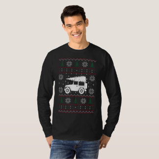 JEEP-UGLY CHRISTMAS SWAETER T-Shirt