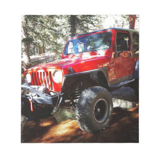 Jeeplife Notepad