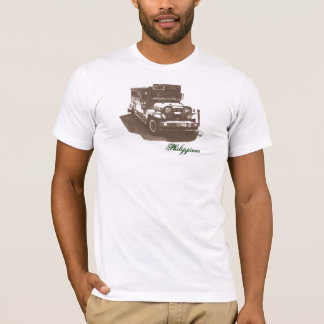 Jeepney, Philippines T-Shirt
