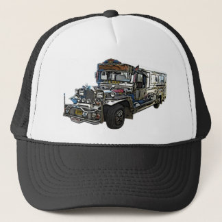 Jeepney Trucker Hat