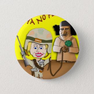 Jefe Hillary 6 Cm Round Badge